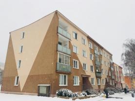 Prodej, byt 4+1, 80 m2, OV, Jirkov, ul. Studentská