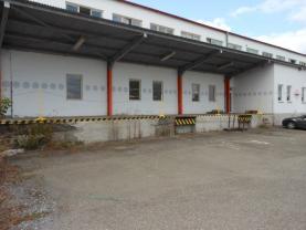 Pronájem, skladové prostory, 860 m2, Plzeň - Křimice