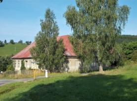 Prodej, rodinný dům, Březiny u Poličky
