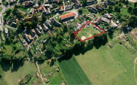 Prodej, stavební pozemek, 2332 m2, Chodský Újezd