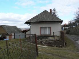 Prodej, rodinný dům 2+1, Hostějov
