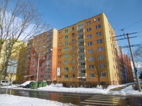 Prodej, byt 3+1, 69 m2, DV, Jirkov, ul. Červenohrádecká