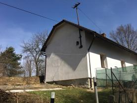 Prodej, rodinný dům 5+1, Štěpánov u Leštiny