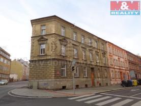 Prodej, byt 3+1, 95 m2, OV, Cheb, ul. Mánesova