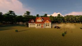 Prodej, zahrada, 649 m2, Mníšek pod Brdy