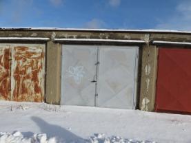 Prodej, garáž, 19 m2, Příbram