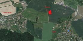 Prodej, pole, 11 646 m2, Kyšice