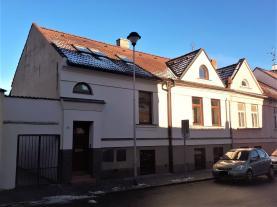 Prodej, rodinný dům, 258 m2, ul. Stanislavova, Znojmo