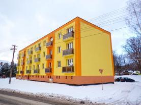 Prodej, byt 2+1, OV, Zákupy, ul. Gagarinova