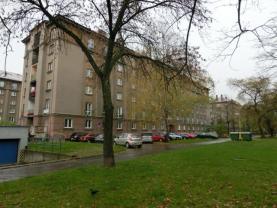 Prodej, byt 1+1, 34 m2, Ostrava, ul. Čujkovova