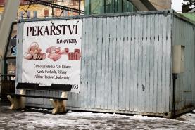 Prodej, mobilní stánek, Strančice, Praha - východ