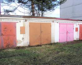 Prodej, garáž, 21 m2, Krnov