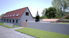 Prodej, rodinný dům 5+1, Terezín