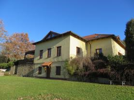 Prodej, rodinný dům 8+kk, 13987 m2, Trnová