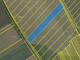 Prodej, pole, 4936 m2, Hrušky