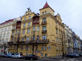 Prodej, byt 2+1, 83 m2, Praha 2 - Vinohrady, ul. Mánesova