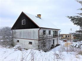 Prodej, rodinný dům 4+1, 109 m2, Rataje