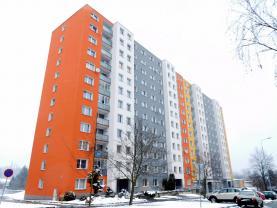 Prodej, byt 1+kk, OV, 32 m2, Plzeň, ul. Brněnská
