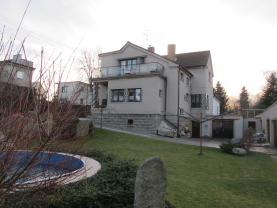Prodej, rodinný dům 5+1, 783 m2, Kaznějov