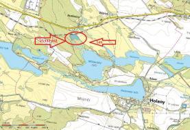 Mapa (Prodej, les, 25332 m2, Holany), foto 3/7