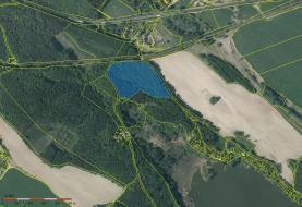 Mapa (Prodej, les, 25332 m2, Holany), foto 2/7