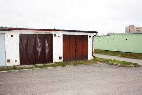 Prodej, garáž, Jičín, ul. Máchova