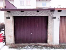 Prodej, garáž, Jeseník, Janáčkova