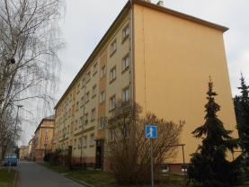 Pronájem, byt 2+1, 52 m2, Pardubice, ul. Jilemnického