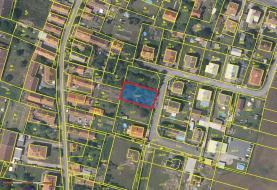 Prodej, stavební pozemek, 588 m2, Mutějovice u Rakovníka