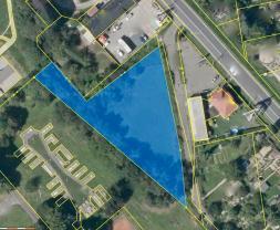Prodej, stavební pozemek, 3431 m2, Ostrava - Poruba