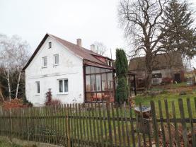 Prodej, rodinný dům, 3075 m2, Višňová - Poustka