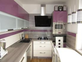 Pronájem, byt 3+1, 72 m2, Olomouc, Velkomoravská, lodžie