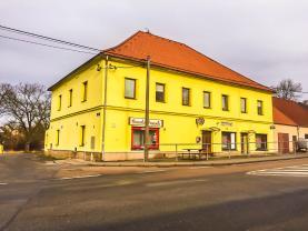 Prodej, Nájemní dům, Rokycany, Pražská
