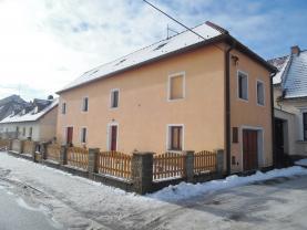 Prodej, rodinný dům, Nová Bystřice