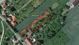 Prodej, pozemek, 865 m2, Přerov - Popovice, ul. Kovářská