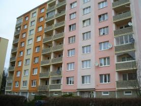 Pronájem, byt 2+kk, 38 m2, Rakovník