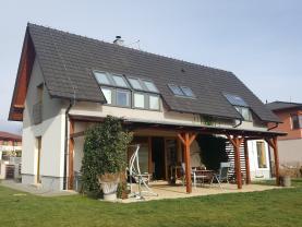 Prodej, rodinný dům 5+1, 272 m2, Dolní Jirčany