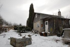 Prodej, chata a stavební pozemek, 31 m2, Velký Týnec