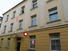 Pohled na budovu (Pronájem, komerční prostory, 120 m2, Česká Lípa - centrum), foto 4/13
