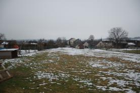 Prodej, stavební pozemek, 1336 m2, Podolí, Mohelnice