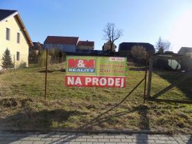 Prodej, pozemek, 2223 m2, Vráž