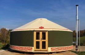 Prodej, mongolské jurty