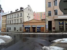 Prodej, nebytový prostor, 112 m2, Aš, ul. Hlavní