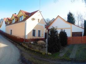Prodej, rodinný dům, Pluhův Žďár - Klenov