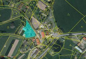 Prodej, pozemek, 1183 m2, Pusté Lhotsko