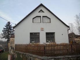 Prodej, rodinný dům, 421 m2, Vápenný Podol