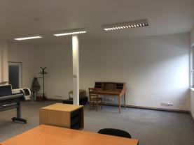 Pronájem, kanceláře, 54 m2, Liberec, ul. Ruprechtická