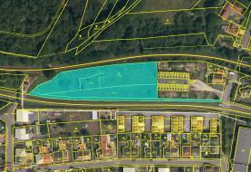 Prodej, parcela, 4743 m2, Valašské Meziříčí, ul. Potůčky