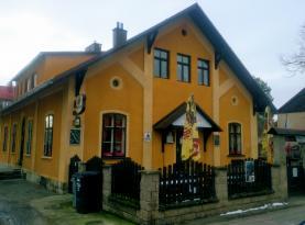 Pronájem, restaurace, Vrchlabí, ul. Pražská