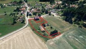 Prodej, stavební pozemek, 3687 m2, Studená - Olšany